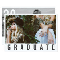 TYPE- GRADUATE CARD(CLIPPED PHOTOS) CARD