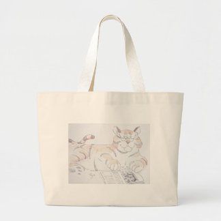 Type of cat, 5 letters... tote bags