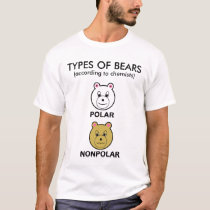 TYPES OF BEARS T-Shirt