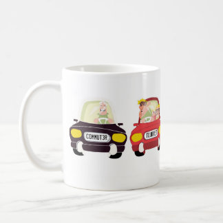 Types of Drivers Coffee Mug