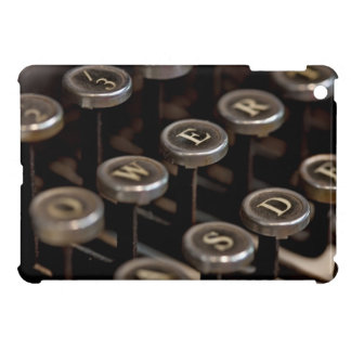 Typewriter Cover For The iPad Mini