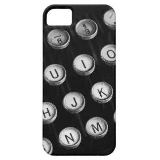 Typewriter key iPhone SE/5/5s case
