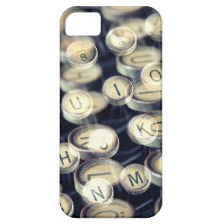 Typewriter keys iPhone SE/5/5s case