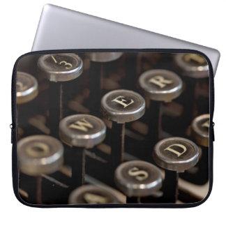 Typewriter Laptop Sleeves