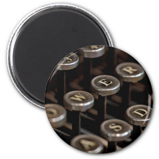 Typewriter Magnet