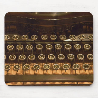 Typewriter Mouse Pad