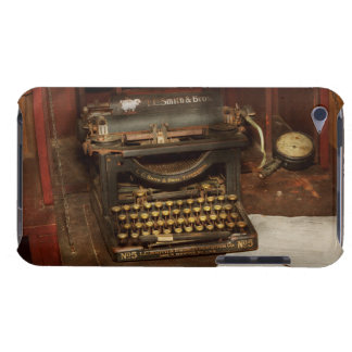 Typewriter - My bosses office Barely There iPod Cover