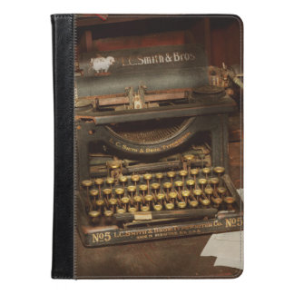 Typewriter - My bosses office iPad Air Case