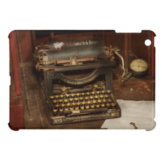 Typewriter - My bosses office iPad Mini Case
