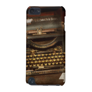 Typewriter - My bosses office iPod Touch (5th Generation) Cover