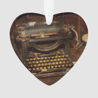 Typewriter - My bosses office Ornament