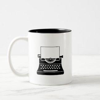 Typewriter Pictogram Mug