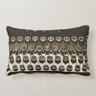 Typewriter Pillow