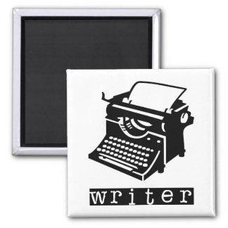 Typewriter Refrigerator Magnet