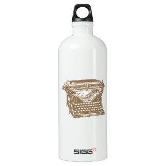 Typewriter SIGG Traveler 1.0L Water Bottle