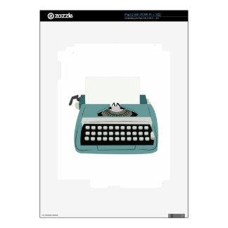 Typewriter Skins For iPad 2