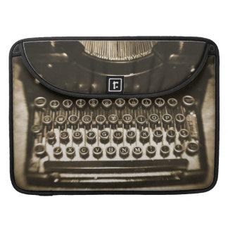Typewriter Sleeves For MacBooks