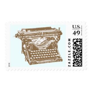 Typewriter Stamp