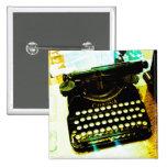 Typewriter, the memories. botón
