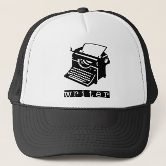 Typewriter Trucker Hat