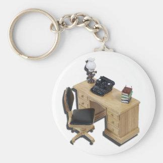 TypewriterBooksDesk111112 copy.png Keychain