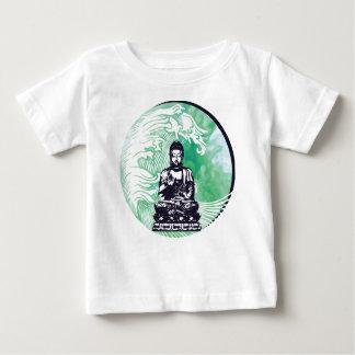 Typhoon Buddha Wave Emerald Smoke Baby T-Shirt