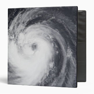Typhoon Chaba in the western Pacific Ocean 3 Ring Binder
