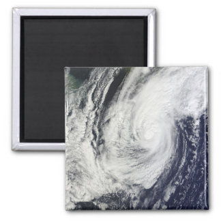 Typhoon Chaba over the Ryukyu Islands, Japan Magnet