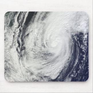 Typhoon Chaba over the Ryukyu Islands, Japan Mouse Pad