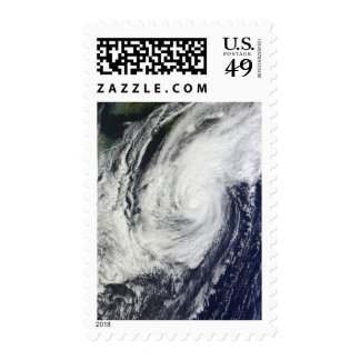 Typhoon Chaba over the Ryukyu Islands, Japan Postage Stamps