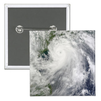 Typhoon Chanthu 2 Inch Square Button