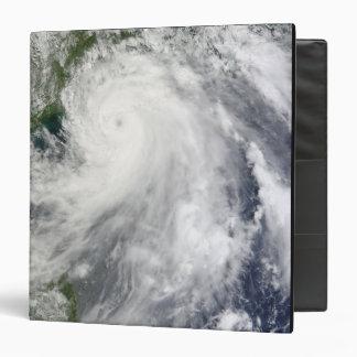 Typhoon Chanthu 3 Ring Binder
