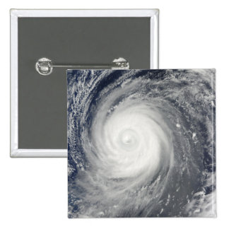 Typhoon Choi-wan south of Japan, Pacific Ocean Pinback Button