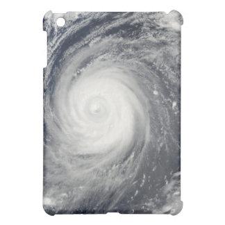 Typhoon Choi-wan south of Japan, Pacific Ocean iPad Mini Cover