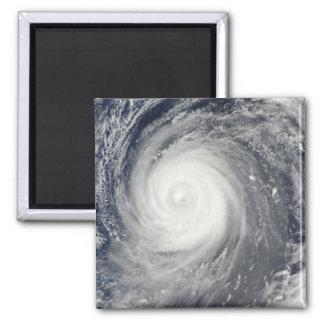 Typhoon Choi-wan south of Japan, Pacific Ocean Fridge Magnets