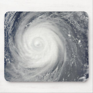 Typhoon Choi-wan south of Japan, Pacific Ocean Mouse Pad