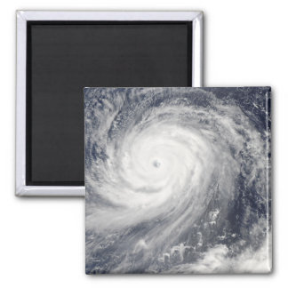 Typhoon Choi-wan west of the Mariana Islands Refrigerator Magnets