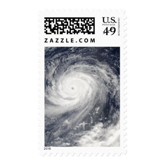 Typhoon Choi-wan west of the Mariana Islands Postage Stamps