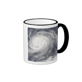 Typhoon Choi-wan west of the Mariana Islands Ringer Mug