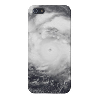 Typhoon Damrey in the western Pacific Ocean iPhone SE/5/5s Cover