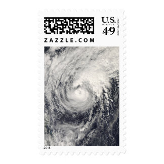 Typhoon Dolphin in the Philippine Sea Stamp