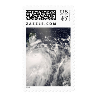 Typhoon Fengshen over the Philippines Postage