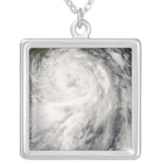 Typhoon Fung-wong Silver Plated Necklace
