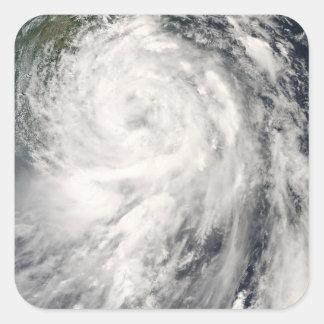 Typhoon Fung-wong Square Sticker