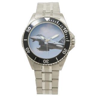 Typhoon German Air Force Bavarian Tiger Wristwatch