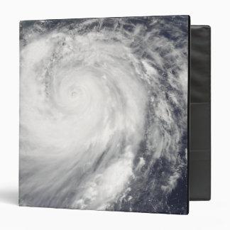 Typhoon Haitang 3 Ring Binder