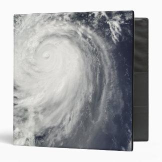 Typhoon Jangmi 3 Ring Binder