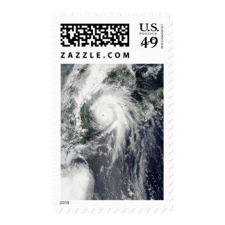 Typhoon Kompasu Postage Stamps