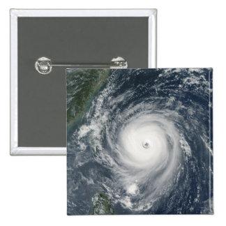 Typhoon Longwang  approaching Taiwan Button