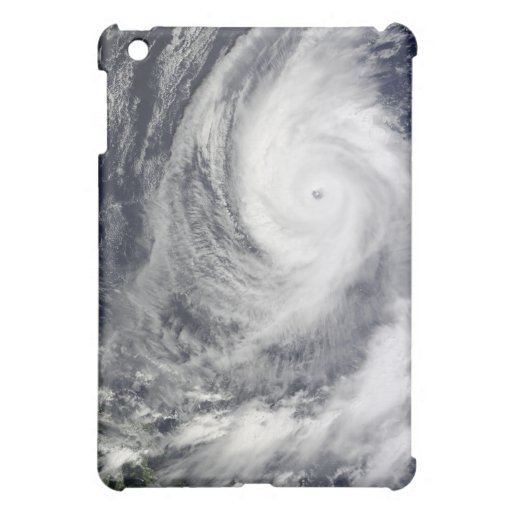 Typhoon Lupit 2 Cover For The iPad Mini
